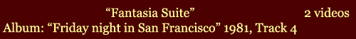 let fantasia suite